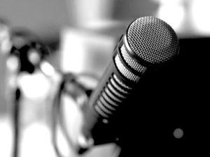Studio Recording Microphone Podcasts