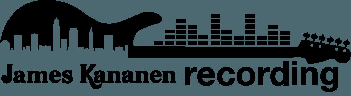 James Kananen Recording LOGO Cleveland Ohio